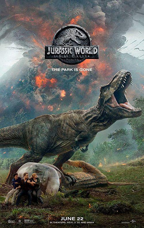 دانلود دوبله فارسی فیلم دنیای ژوراسیک سقوط پادشاهی Jurassic World: Fallen Kingdom 2018