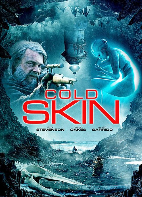 دانلود دوبله فارسی فیلم سرد پوست Cold Skin 2017