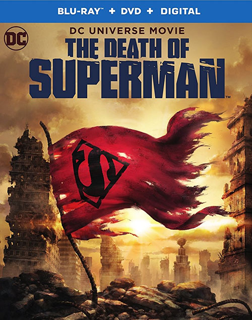 دانلود انیمیشن مرگ سوپرمن با دوبله فارسی The Death of Superman 2018