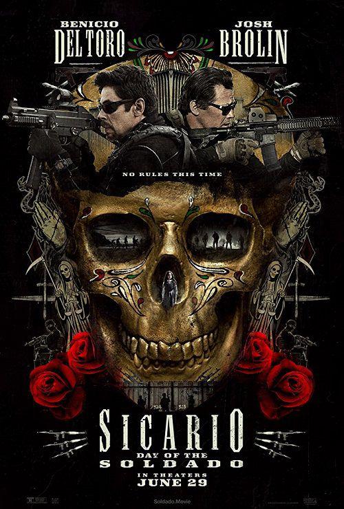 دانلود فیلم سیکاریو 2: روز سرباز Sicario: Day of the Soldado 2018