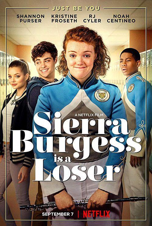 دانلود فیلم سیرا برجس یک بازنده است Sierra Burgess Is a Loser 2018