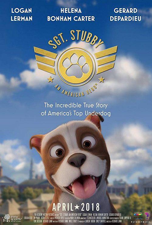 دانلود انیمیشن Sgt Stubby An American Hero 2018