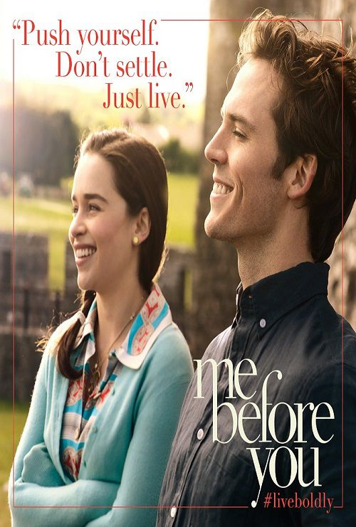 دانلود فیلم من پیش از تو Me Before You 2016