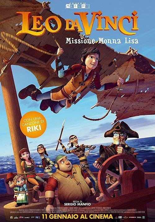 دانلود انیمیشن لئو داوینچی ماموریت مونا لیزا Leo Da Vinci Mission Mona Lisa 2018