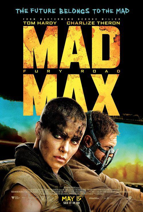 دانلود دوبله فارسی فیلم مکس دیوانه: جاده خشم Mad Max: Fury Road 2015