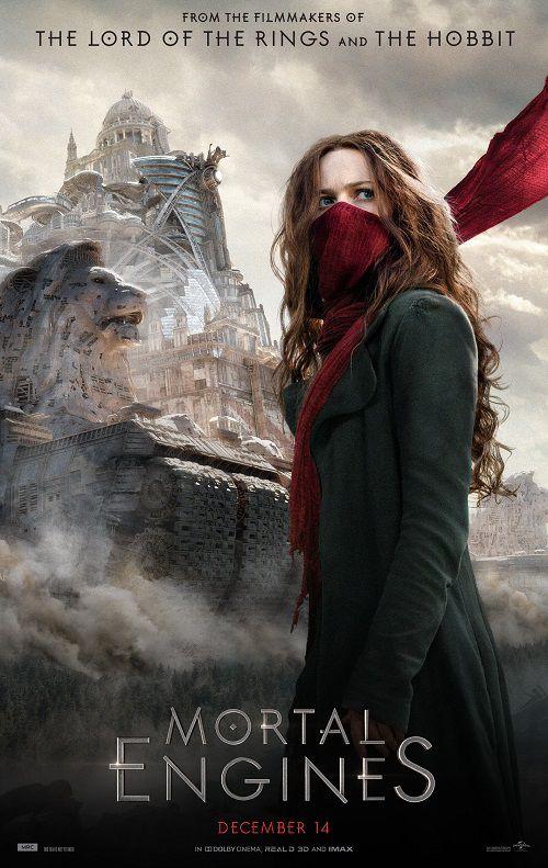 دانلود فیلم موتورهای فانی Mortal Engines 2018