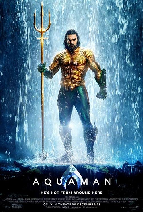 دانلود فیلم آکوامن با دوبله فارسی Aquaman 2018