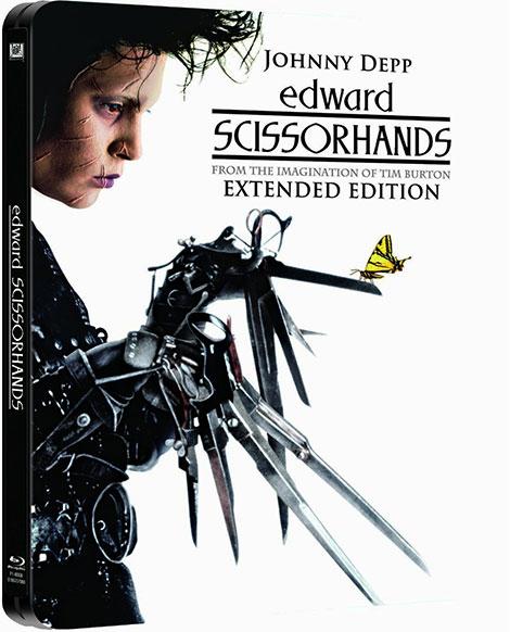 دانلود دوبله فارسی فیلم ادوارد دست قیچی Edward Scissorhands 1990