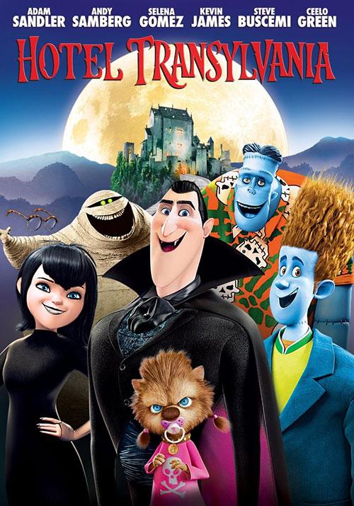 دانلود دوبله فارسی انیمیشن هتل ترانسیلوانیا Hotel Transylvania 2012