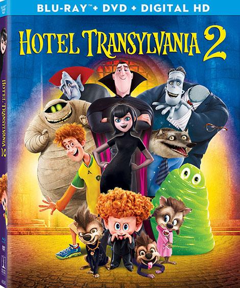 دانلود انیمیشن هتل ترانسیلوانیا 2 با دوبله فارسی Hotel Transylvania 2 2015