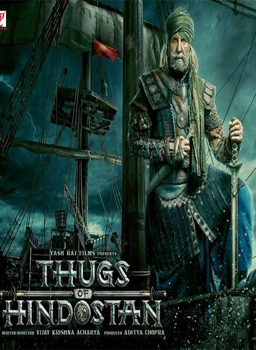 دانلود فیلم Thugs of Hindostan 2018