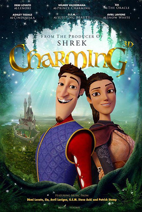 دانلود انیمیشن چارمینگ Charming 2018