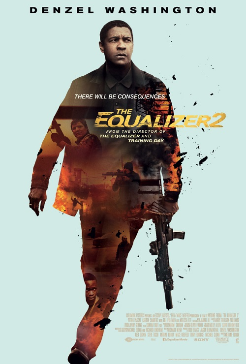 دانلود فیلم اکولایزر 2 The Equalizer 2 2018