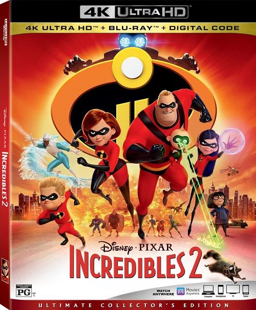 دانلود انیمیشن شگفت انگیزان 2 با دوبله فارسی Incredibles 2 2018