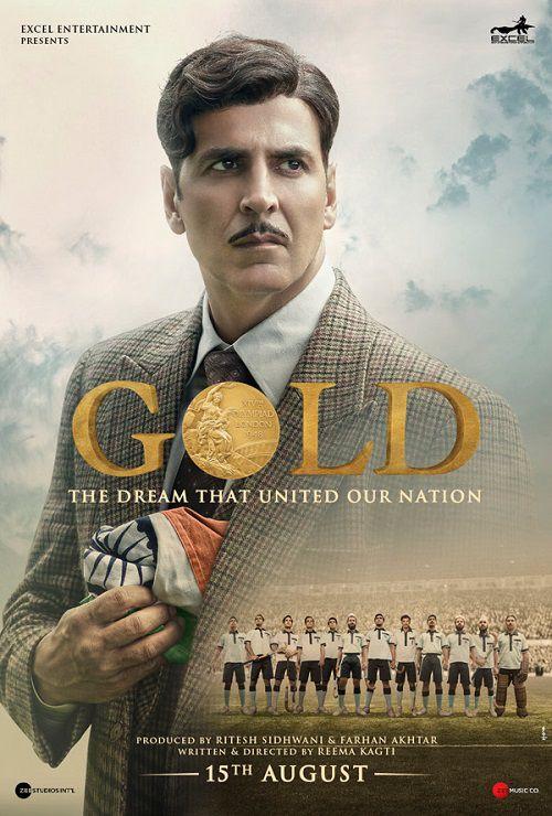 دانلود فیلم طلا Gold 2018