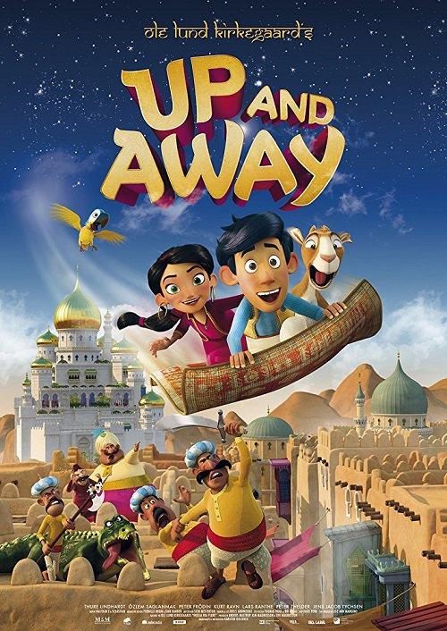 دانلود انیمیشن Up and Away 2018