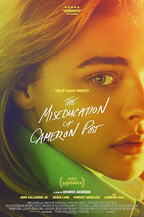 دانلود فیلم The Miseducation of Cameron Post 2018