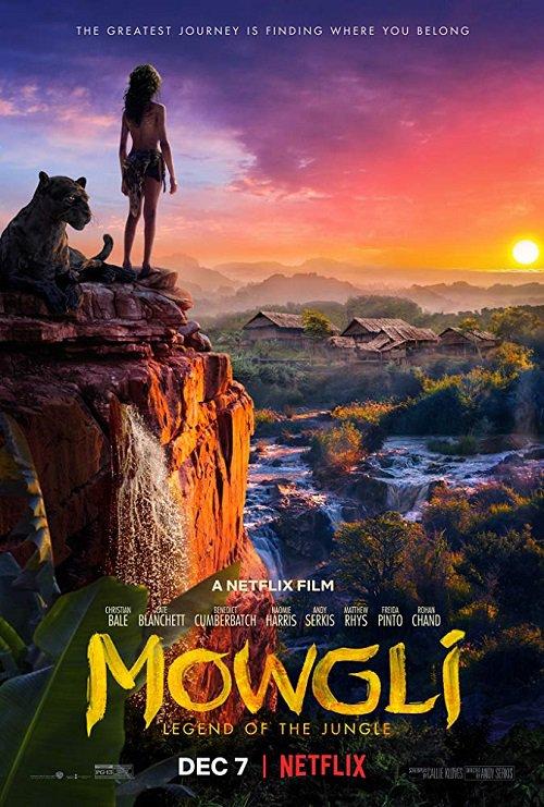دانلود دوبله فارسی فیلم موگلی: افسانه جنگل Mowgli: Legend of the Jungle 2018