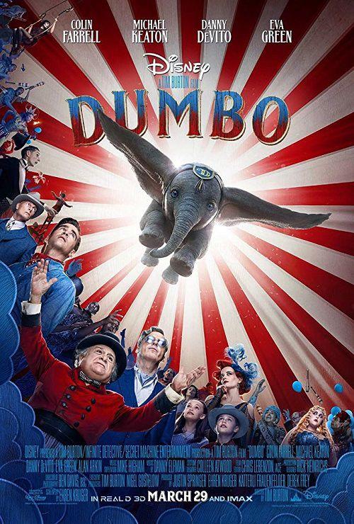 دانلود فیلم دامبو Dumbo 2018