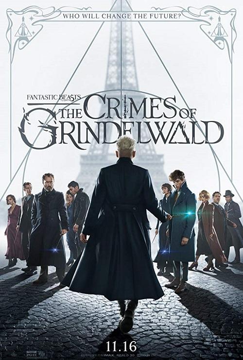 دانلود فیلم جانوران شگفتانگیز: جنایات گریندل والد دوبله فارسی Fantastic Beasts: The Crimes of Grindelwald 2018