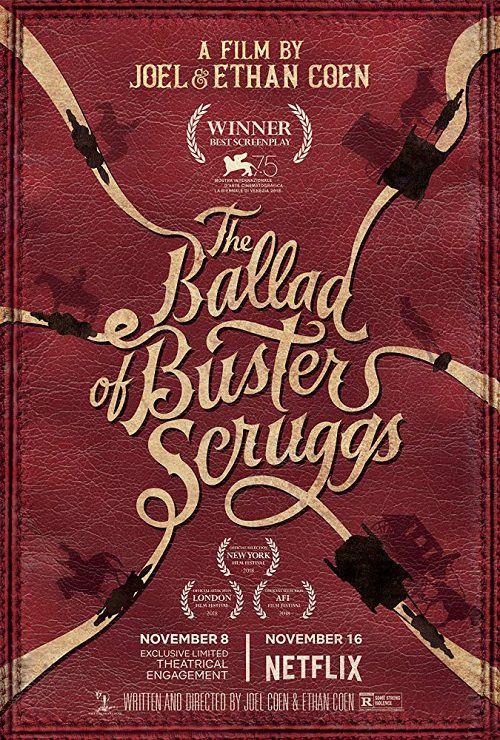 دانلود فیلم تصنیف باستر اسکروگز The Ballad of Buster Scruggs 2018