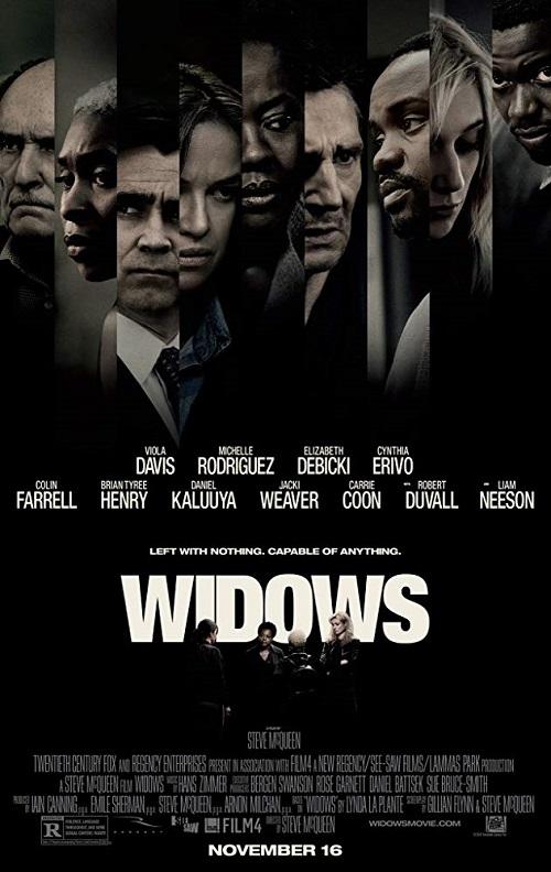 دانلود فیلم بیوه ها Widows 2018 دوبله فارسی