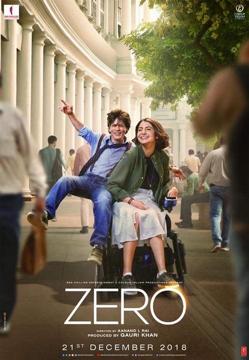 دانلود فیلم زیرو Zero 2018