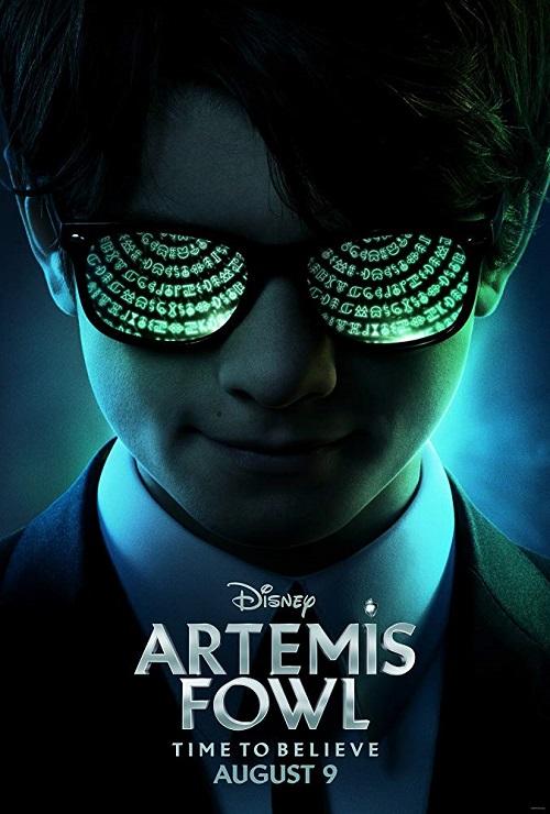دانلود فیلم آرتمیس فاول Artemis Fowl 2019