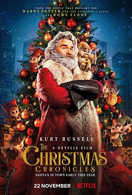 دانلود فیلم وقایع کریسمس The Christmas Chronicles 2018
