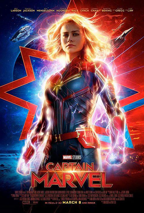 دانلود دوبله فارسی فیلم کاپیتان مارول Captain Marvel 2019