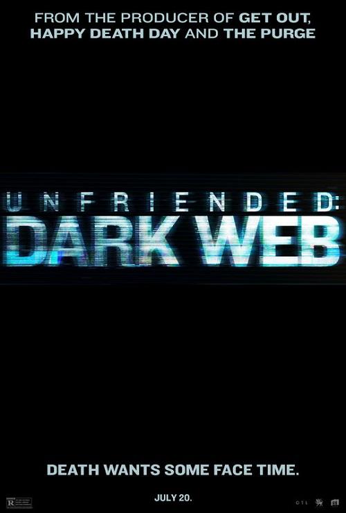 دانلود دوبله فارسی فیلم غیردوستانه: دارک وب Unfriended: Dark Web 2018