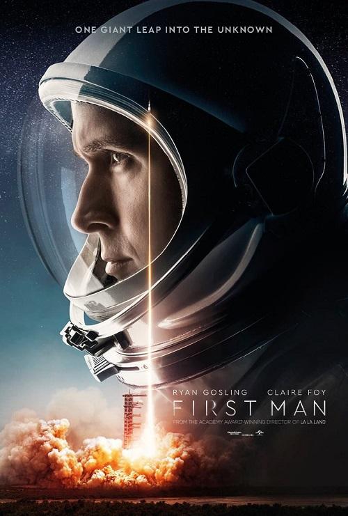 دانلود فیلم نخستین انسان First Man 2018
