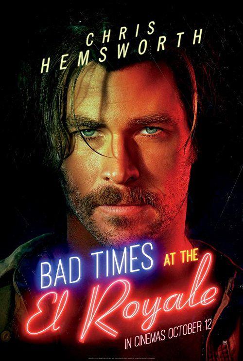 دانلود فیلم Bad Times at the El Royale 2018 اوقات بد در ای ال رویال
