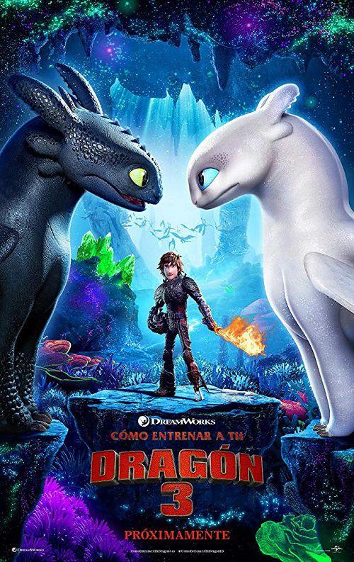 دانلود دوبله فارسی انیمیشن مربی اژدهای 3: دنیای پنهان How to Train Your Dragon: The Hidden World 2019