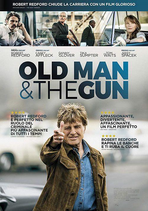 دانلود فیلم پیرمرد و تفنگ The Old Man And the Gun 2018