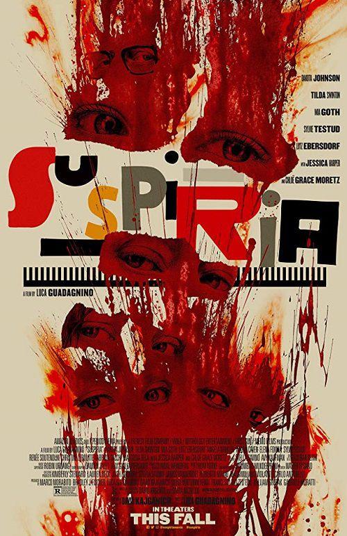 دانلود فیلم سوسپیریا Suspiria 2018 دوبله فارسی