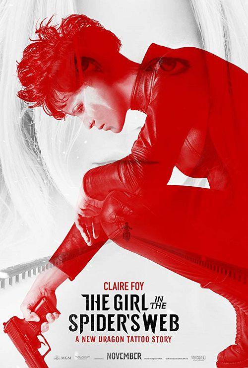 دانلود فیلم دختری در تار عنکبوت The Girl In The Spiders Web 2018