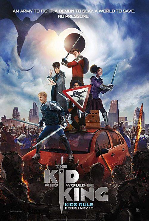 ددانلود فیلم The Kid Who Would Be King 2019
