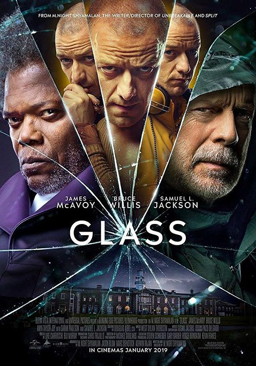 دانلود فیلم شیشه Glass 2019 دوبله فارسی