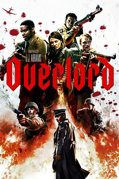 دانلود فیلم اورلرد Overlord 2018 دوبله فارسی