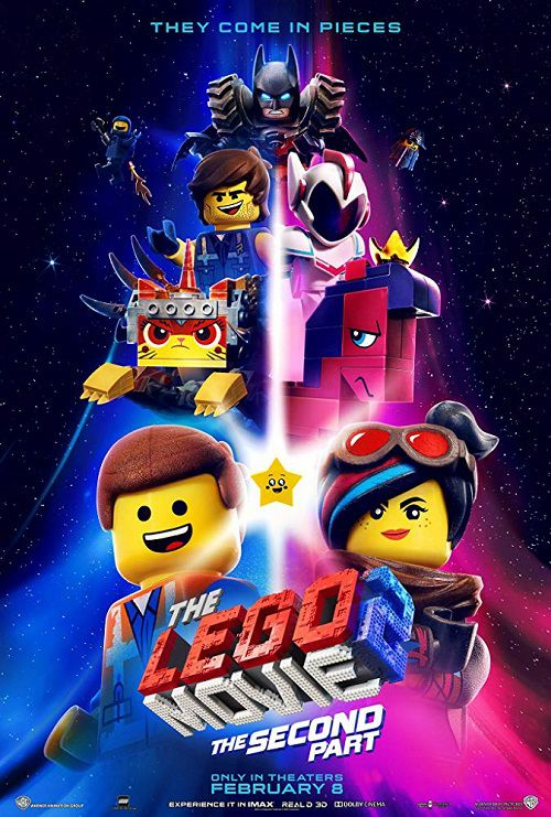 دانلود دوبله فارسی انیمیشن لگو 2: بخش دوم The Lego Movie 2: The Second Part 2019