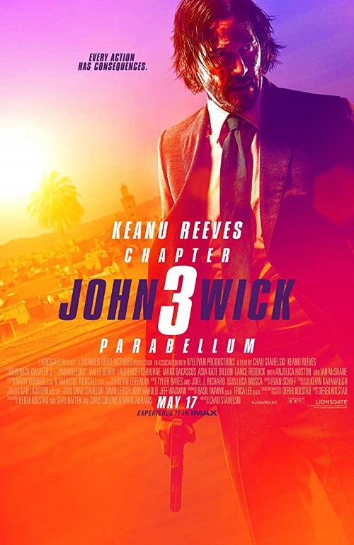 دانلود دوبله فارسی فیلم جان ویک 3: پارابلوم John Wick: Chapter 3 - Parabellum 2019