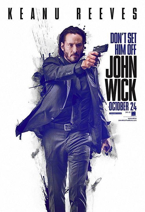دانلود دوبله فارسی فیلم جان ویک John Wick 2014