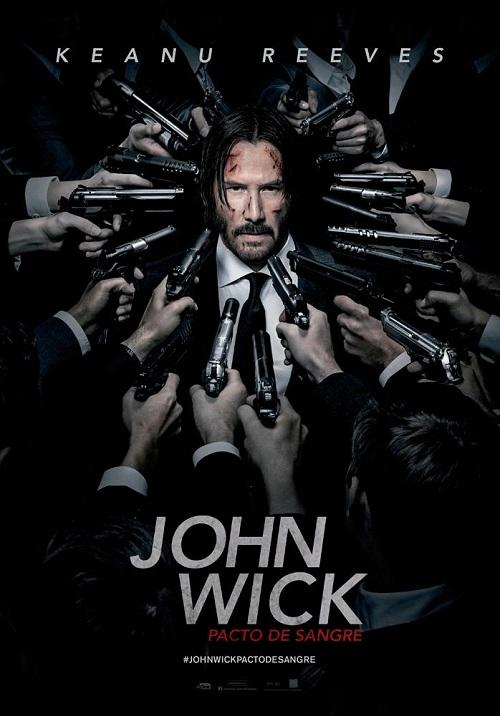 دانلود دوبله فارسی فیلم جان ویک 2 John Wick: Chapter 2 2017