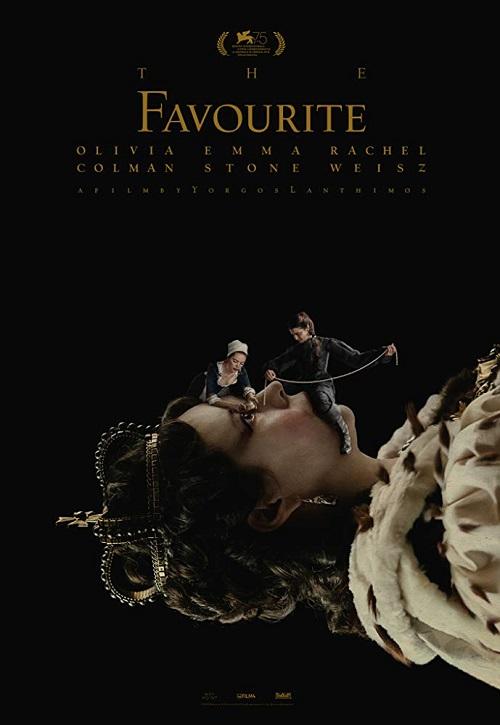 دانلود فیلم سوگلی The Favourite 2018 دوبله فارسی