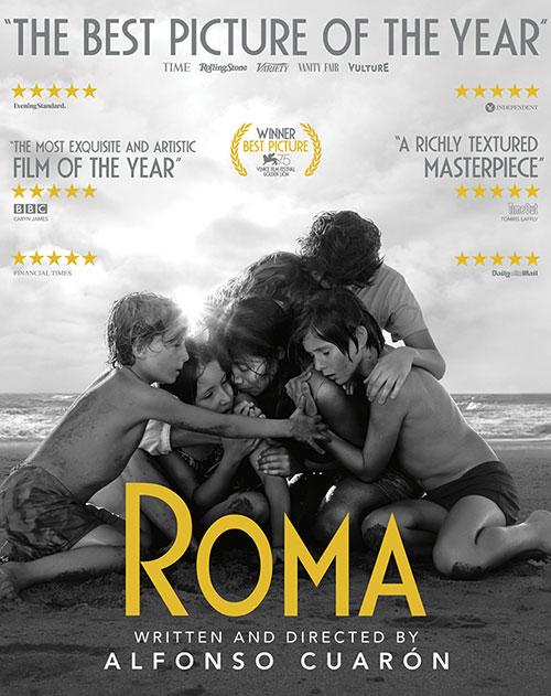 دانلود فیلم روما Roma 2018 دوبله فارسی