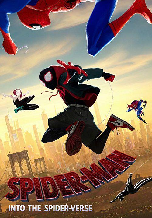 دانلود دوبله فارسی انیمیشن مرد عنکبوتی Spider-Man: Into the Spider-Verse 2018