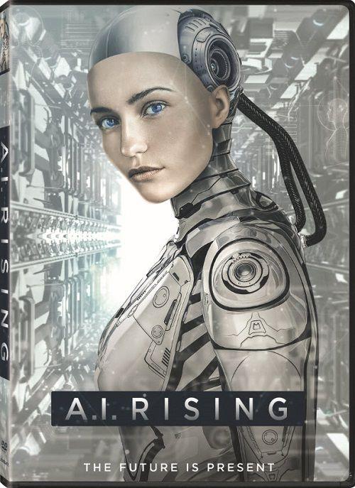 دانلود فیلم A.I. Rising 2018 دوبله فارسی