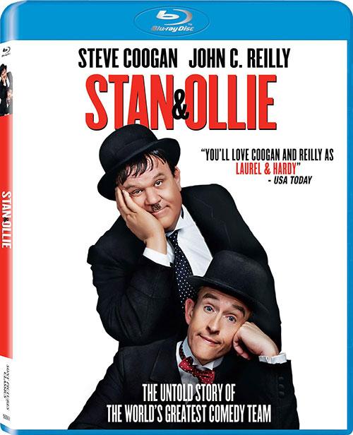 دانلود فیلم استن و الی Stan & Ollie 2018 دوبله فارسی