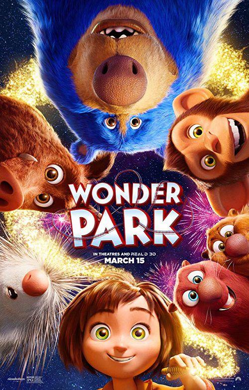 دانلود دوبله فارسی انیمیشن پارک شگفت انگیز Wonder Park 2019